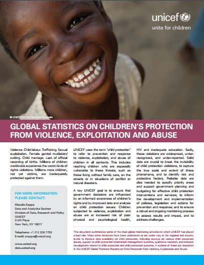 an overview of the children abuse worldwide Resource for stakeholders by providing an overview of some current research,  practice,  the global issue of distribution of child sexual abuse material online  is.