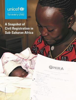 A Snapshot of Civil Registration in sub-Saharan Africa